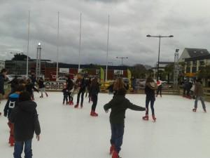 patinoire ACP à Ploemeur