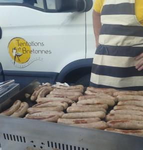 galette saucisse bretonne