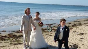 mariage du crêpier de Tentations Bretonnes