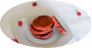 recette praline pancakes
